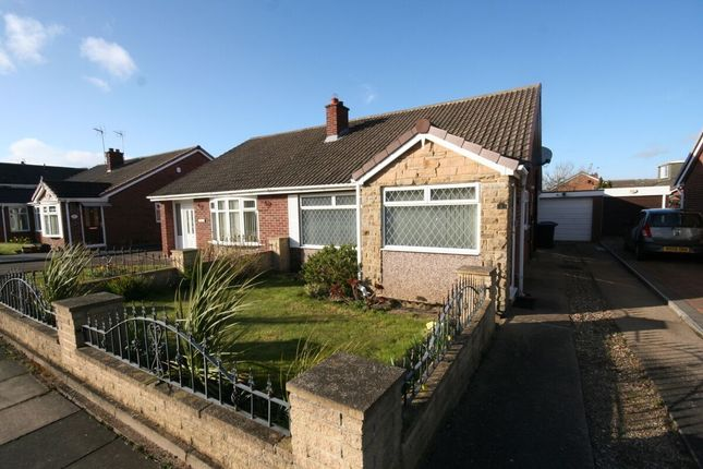 Thumbnail Bungalow for sale in Wellspring Close, Middlesbrough