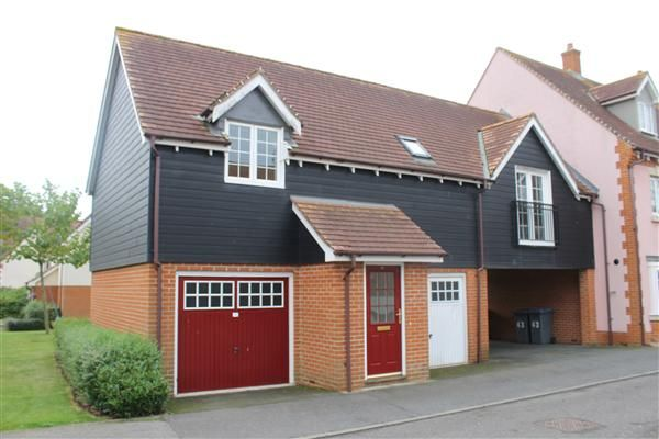 Thumbnail Property to rent in Offord Close, Kesgrave, Ipswich