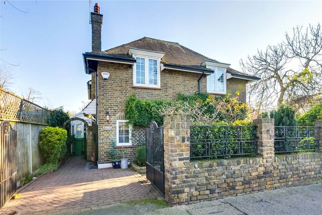 Thumbnail Detached house to rent in Upper Ham Road, Ham, Richmond, Surrey