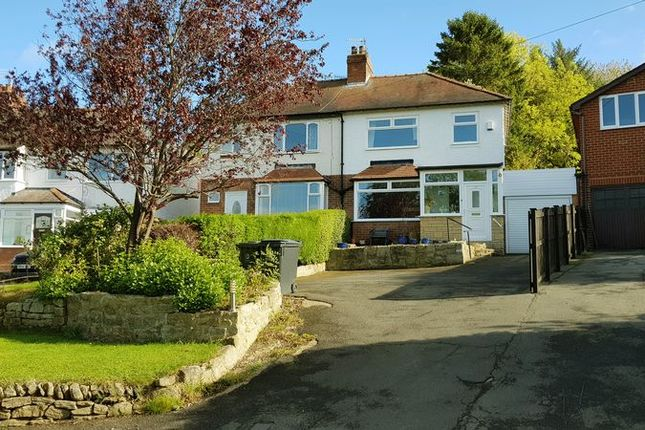 Thumbnail Semi-detached house for sale in New Ridley Road, Stocksfield