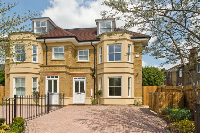 Thumbnail Semi-detached house for sale in Cambridge Road, West Wimbledon, Wimbledon