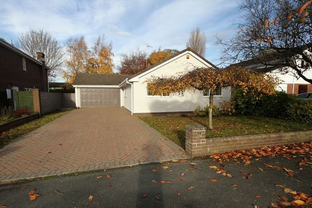 Detached bungalow to rent in Vincent Drive, Chester