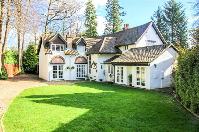 Thumbnail Detached house for sale in Grant Walk, Sunningdale, Berkshire