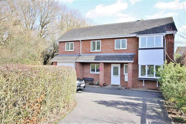 Thumbnail Detached house for sale in Acanthus Court, Whiteley, Fareham