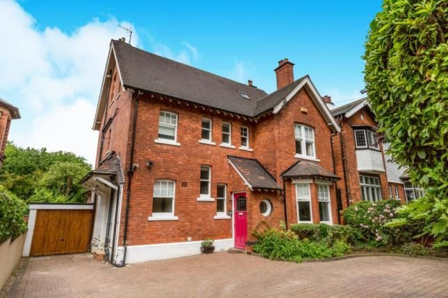 Thumbnail Detached house for sale in Ebers Road, Nottingham, Nottinghamshire