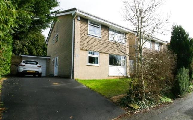 Thumbnail Property to rent in Entry Hill Park, Bath