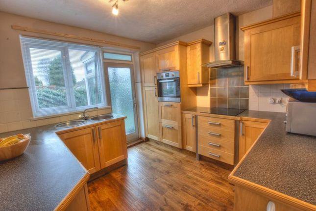 Thumbnail Semi-detached bungalow for sale in Acorn Avenue, Bedlington