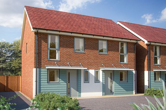 """2 bed terraced house for sale in """"The Amberley"""" at Bexhill, East Sussex, Bexhill TN40"""