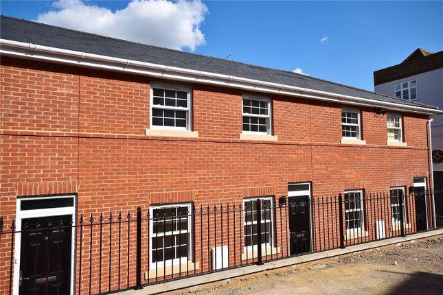 Thumbnail Terraced house to rent in Basbow Lane, Bishop's Stortford