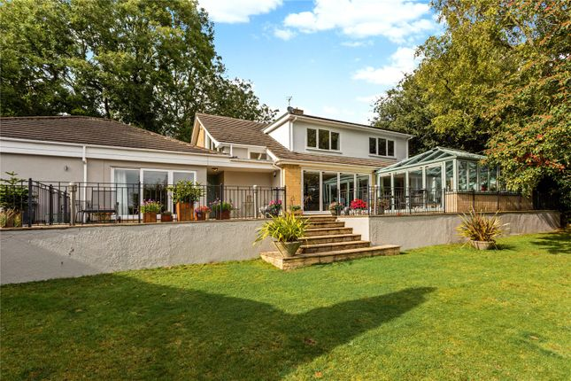 Detached house for sale in Abbots Leigh Road, Leigh Woods, Bristol