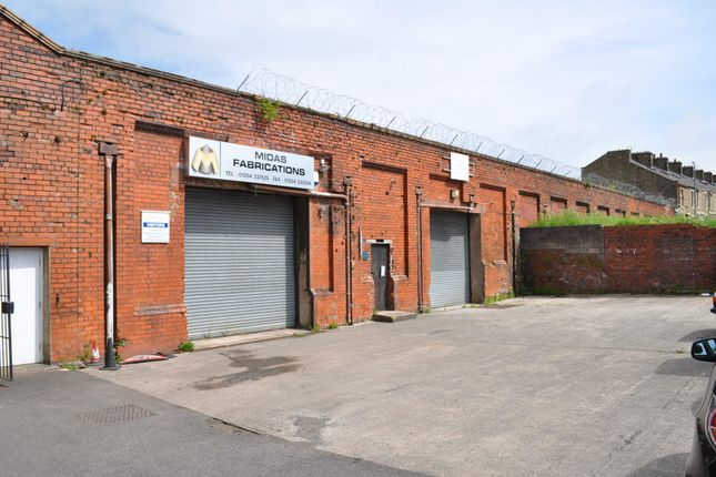 Thumbnail Industrial to let in Charter Street, Accrington