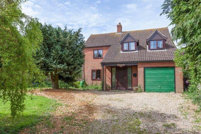 Thumbnail Detached house for sale in School Road, Brisley, Dereham