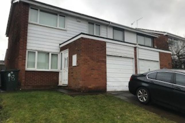 Thumbnail Semi-detached house to rent in Alex Grierson Close, Binley, Coventry