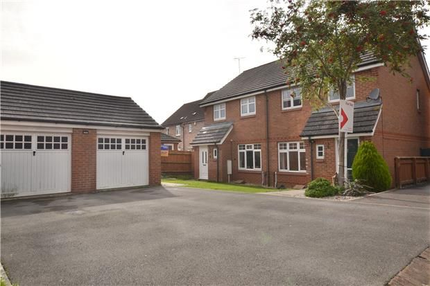 Thumbnail Semi Detached House For Sale In Turnstone Drive Quedgeley Gloucester