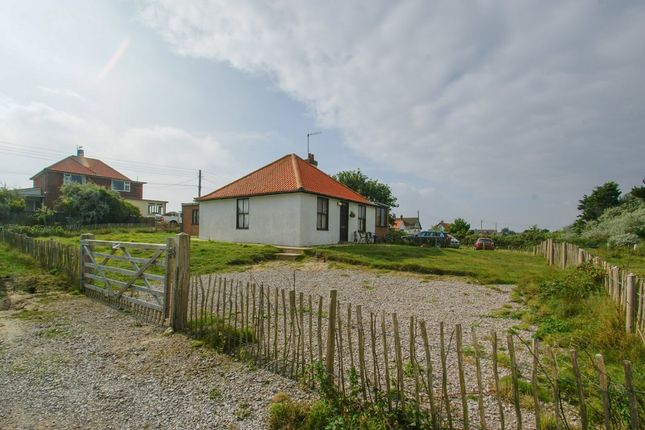 Thumbnail Detached bungalow for sale in Aldeburgh Road, Thorpeness, Leiston