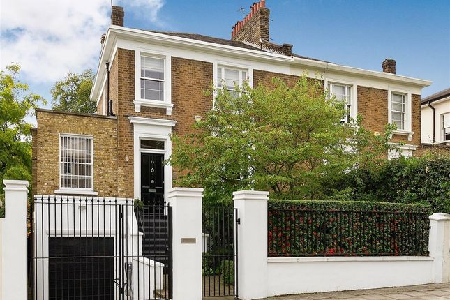 Thumbnail Semi-detached house for sale in Norfolk Road, St Johns Wood, London
