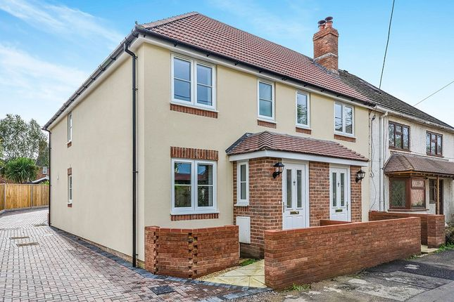 Thumbnail End terrace house for sale in Romill Close, West End, Southampton, Hampshire