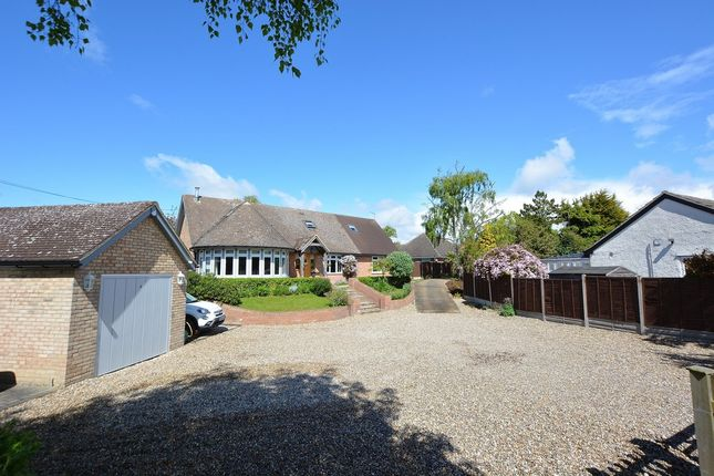 Thumbnail Property for sale in Bannister Green, Felsted, Dunmow