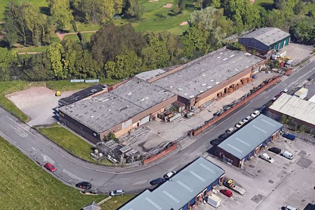 Thumbnail Commercial property for sale in Wheathill Industrial Estate, Holt Lane, Liverpool