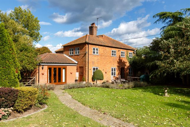 Thumbnail Cottage for sale in Edingthorpe, North Walsham