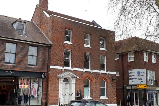 Thumbnail Office to let in Office Suite, 6, High Street, Tenterden, Kent