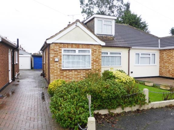 Thumbnail Bungalow for sale in Prestwood Close, Benfleet