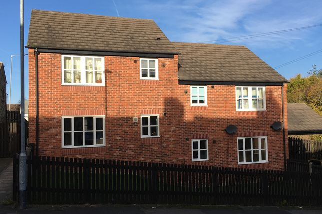 Thumbnail Flat to rent in Pearsons Field, Wombwell, Barnsley