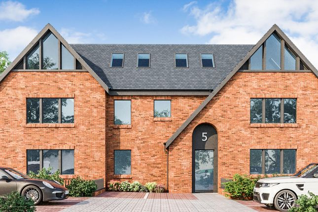 Thumbnail 3 bed flat for sale in Highland Road, Purley
