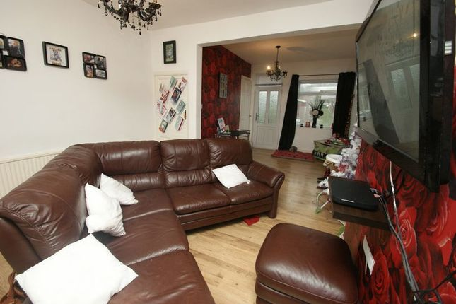 Thumbnail Terraced house for sale in Prospect Drive, Shirebrook, Mansfield