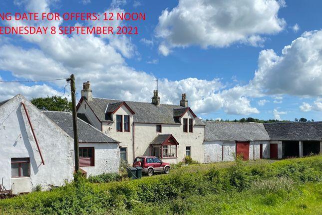 Thumbnail Farm for sale in Tannoch Road, Lugton, Kilmarnock