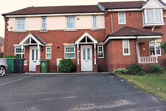 Thumbnail Terraced house for sale in Alderley Crescent, Walsall