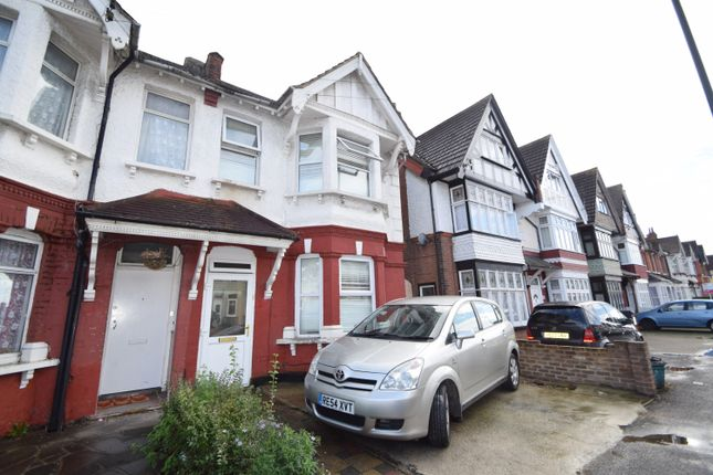 Thumbnail Terraced house to rent in Broughton Road, Thornton Heath