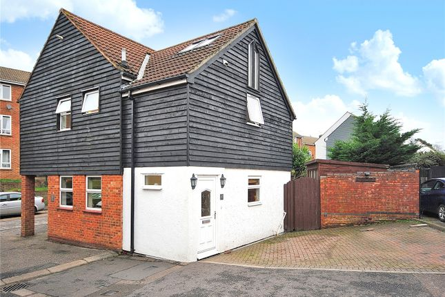 Thumbnail Detached house for sale in Manor Road, Stansted