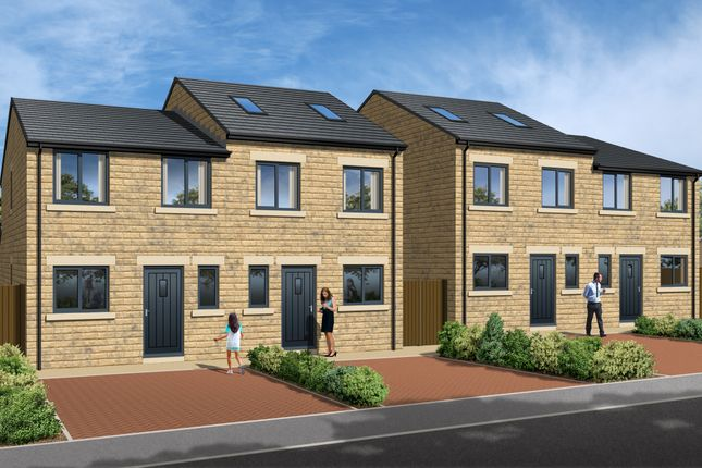 Thumbnail Semi-detached house for sale in Plot 3, Kingsway, Mapplewell, Barnsley