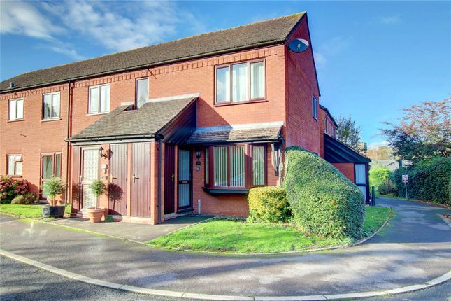 Thumbnail Maisonette for sale in St. Georges Crescent, Droitwich
