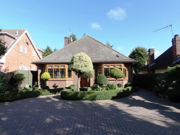 Thumbnail Bungalow for sale in Noak Hill Road, Billericay