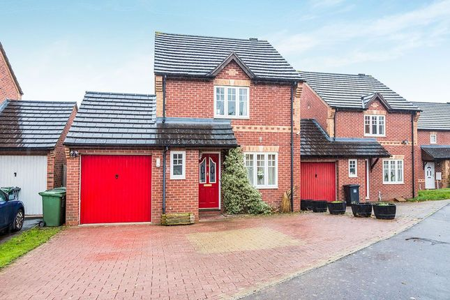 Thumbnail Detached house to rent in Appletree Lane, Redditch