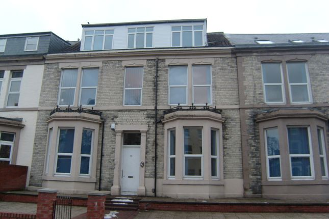 Thumbnail Flat to rent in Osborne Road, Jesmond, Newcastle Upon Tyne