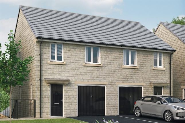 """Thumbnail Mews house for sale in """"The Edgerton"""" at Weatherhill Road, Lindley, Huddersfield"""