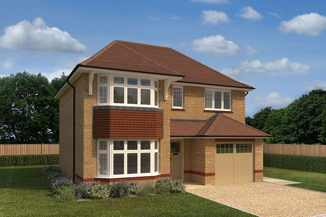 """Thumbnail Detached house for sale in """"Oxford"""" at Hatfield Road, Witham"""