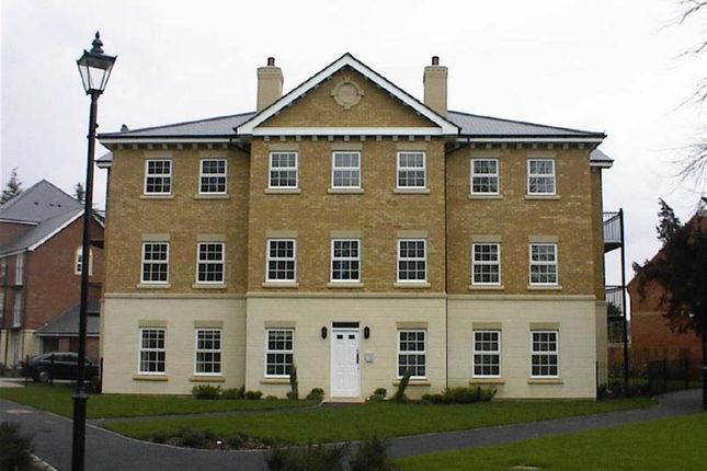 Thumbnail Flat to rent in Stephenson Court, Old College Road, Newbury