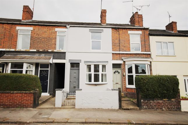 Thumbnail Terraced house for sale in St. Thomas Street, Brampton, Chesterfield