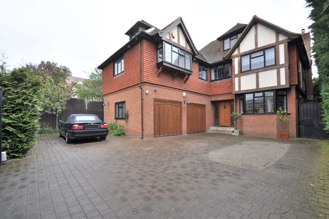 Thumbnail Detached house for sale in Southborough Road, Bromley, Kent