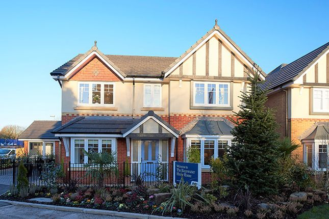 Detached house for sale in Off Gorsey Lane, Mawdesley