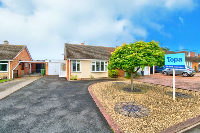 2 bed semi-detached bungalow for sale in School Lane, Coven, Wolverhampton WV9