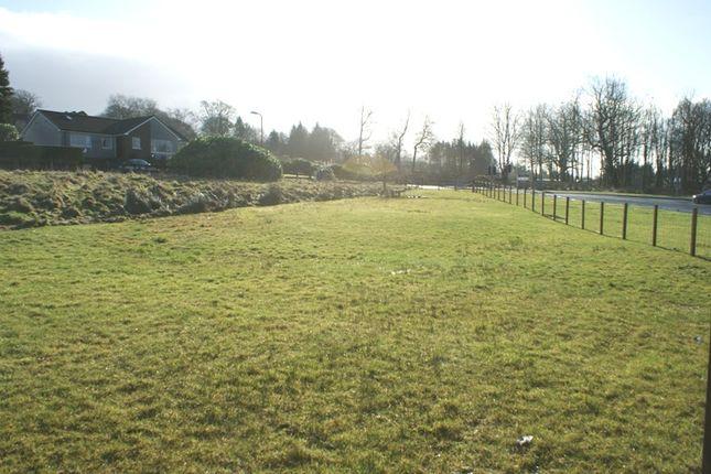 Thumbnail Land for sale in Kilmory Road, Lochgilphead