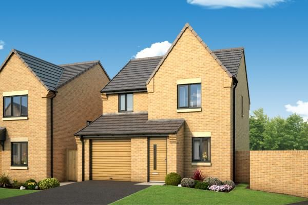 "Thumbnail Property for sale in ""The Staveley At Serene, Leeds"" at South Parkway, Seacroft, Leeds"