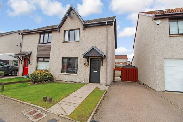 Thumbnail Semi-detached house for sale in 38 Cove Gardens, Cove, Aberdeen
