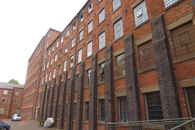 Thumbnail Flat to rent in Longs Mill, Brook Street, Derby