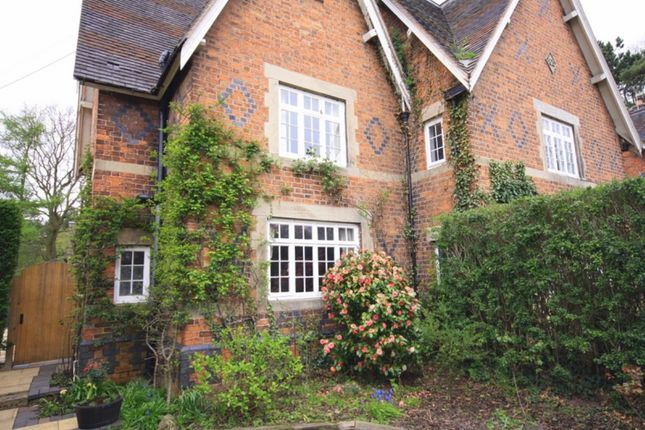 Thumbnail Semi-detached house for sale in The Green, Reaseheath, Nantwich
